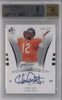 Chris Leak /399 [BGS 9]