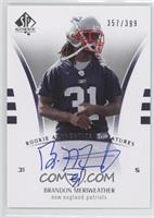 Brandon Meriweather /399