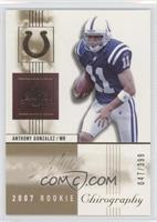 Anthony Gonzalez /399