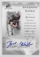 Zach Miller /50