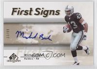 Michael Bush /99