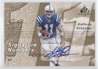 Anthony Gonzalez /99