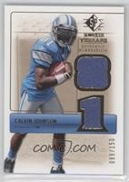 Calvin Johnson /150