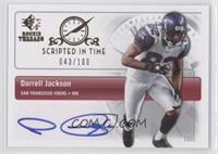 Darrell Jackson /100