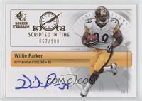 Willie Parker /100