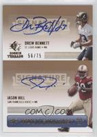Drew Bennett, Jason Hill /75