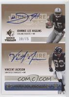 Vincent Jackson, Johnnie Lee Higgins /75