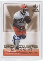 Tyrone Montgomery /100