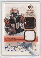 Kenny Irons /25