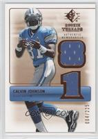 Calvin Johnson /225