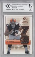 Joe Thomas /225 [ENCASED]