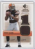 Brady Quinn /150