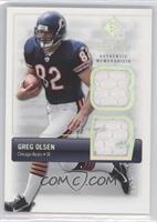 Greg Olsen /99