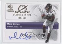 Mark Clayton /100