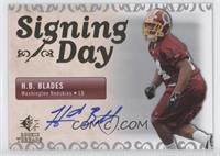 H.B. Blades