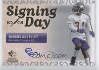 Marcus McCauley