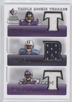 Yamon Figurs, Paul Williams, Sidney Rice
