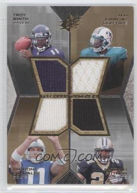 2007 SPx [???] #FT4-SGGP - Troy Smith, Ted Ginn