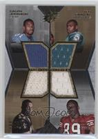Calvin Johnson, Jason Hill, Ted Ginn Jr., Robert Meachem