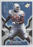 Tim Crowder /299