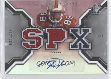 2007 SPx #203 - Jason Hill /599