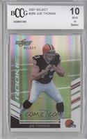Joe Thomas /599 [ENCASED]