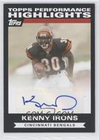 Kenny Irons