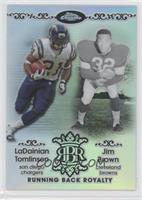 LaDainian Tomlinson, Jim Brown /199