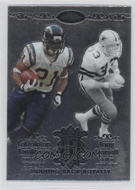 2007 Topps Chrome Running Back Royalty #RBRD-TDO - [Missing]