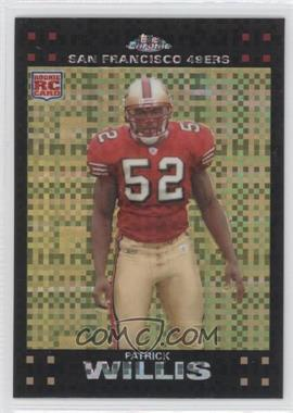 2007 Topps Chrome X-Fractor #TC240 - Patrick Willis