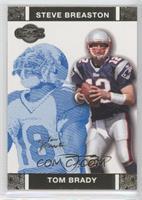 Tom Brady, Steve Breaston /349