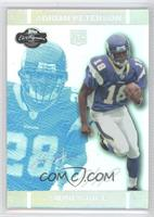 Sidney Rice, Adrian Peterson /99