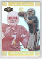 Trent Edwards, Matt Leinart /50