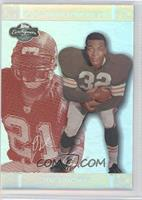 Jim Brown, LaDainian Tomlinson /150