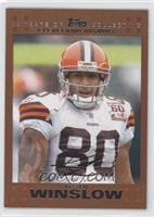 Kellen Winslow Jr. /2007