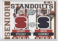 Chansi Stuckey, David Clowney /199
