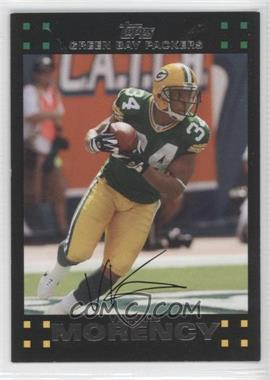 2007 Topps Green Bay Packers #6 - Vernand Morency