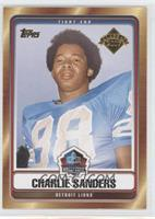 Charlie Sanders