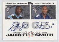 Dwayne Jarrett, Steve Smith
