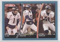 Jason Elam, Paul Ernster, Quincy Morgan
