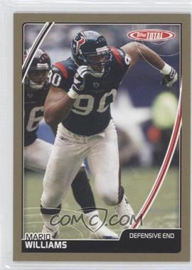 2007 Topps Total Gold #301 - Mario Williams