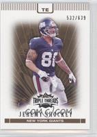 Jeremy Shockey /639