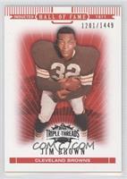 Jim Brown /1449