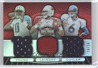 Vince Young, Jay Cutler /36