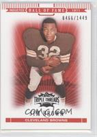 Jim Brown /1449