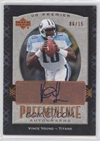 Vince Young /15