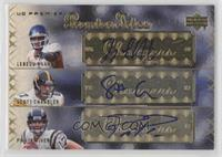Legedu Naanee, Philip Rivers, Scott Chandler /20