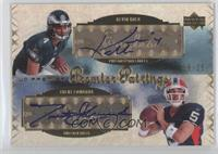 Kevin Kolb, Trent Edwards /25