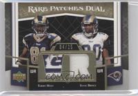 Isaac Bruce, Torry Holt /25