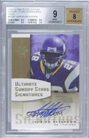 Adrian Peterson /50 [BGS 9]